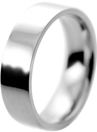 On Mens Silver Wedding Rings